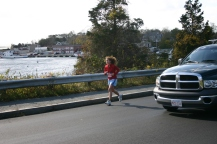 marathon on the New England Coast